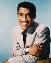 This is an image of 214695 Sammy Davis Jnr Photograph & Poster