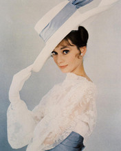 This is an image of 215026 Audrey Hepburn Photograph & Poster