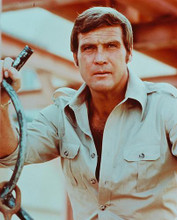 This is an image of 215357 Lee Majors Photograph & Poster