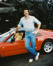 This is an image of 217356 Tom Selleck Photograph & Poster