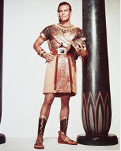 This is an image of 217628 Charlton Heston Photograph & Poster