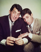 This is an image of 217665 Dean Martin & Jerry Lewis Photograph & Poster