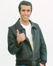 This is an image of 242337 Henry Winkler Photograph & Poster