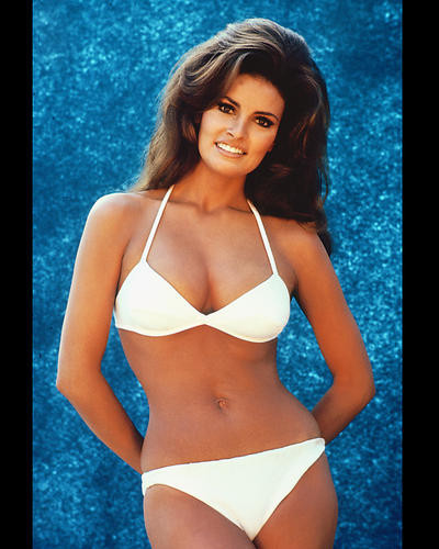This is an image of 243270 Raquel Welch Photograph & Poster