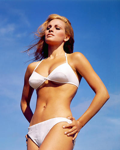 This is an image of 243506 Raquel Welch Photograph & Poster