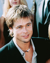 This is an image of 244145 Brad Pitt Photograph & Poster