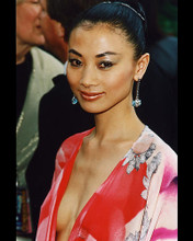 This is an image of 245893 Bai Ling Photograph & Poster