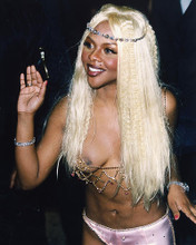 This is an image of 246101 Lil' Kim Photograph & Poster