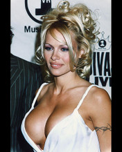 This is an image of 247200 Pamela Anderson Photograph & Poster