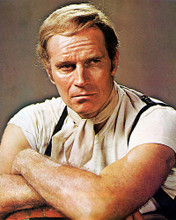 This is an image of 212477 Charlton Heston Photograph & Poster