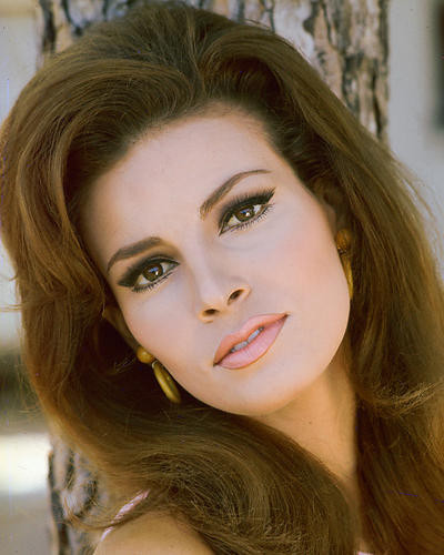 This is an image of 216690 Raquel Welch Photograph & Poster