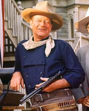 This is an image of 218489 John Wayne Photograph & Poster
