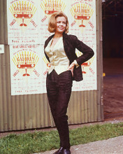 This is an image of 220471 Honor Blackman Photograph & Poster