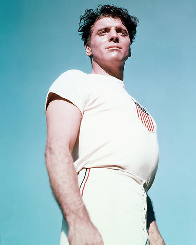 This is an image of 220626 Burt Lancaster Photograph & Poster