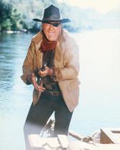 This is an image of 220786 John Wayne Photograph & Poster