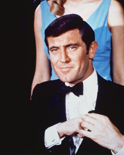 This is an image of 221158 George Lazenby Photograph & Poster