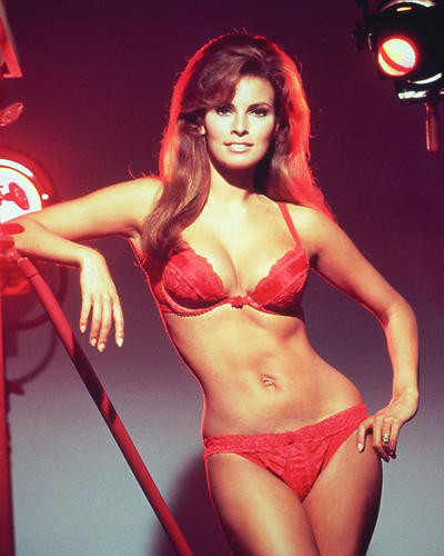 This is an image of 221836 Raquel Welch Photograph & Poster