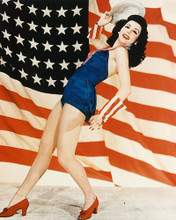 This is an image of 224097 Ann Miller Photograph & Poster