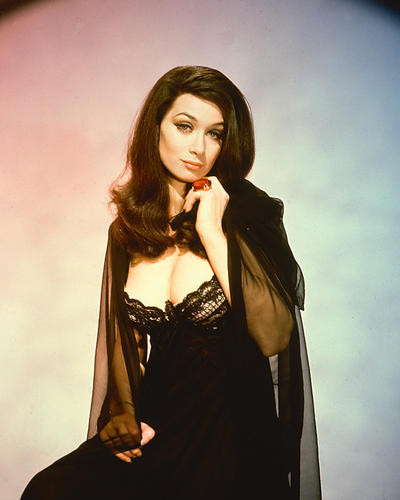 This is an image of 224487 Valerie Leon Photograph & Poster