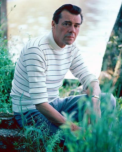 This is an image of 224786 Dirk Bogarde Photograph & Poster