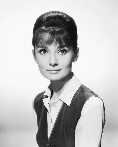 This is an image of 167885 Audrey Hepburn Photograph & Poster