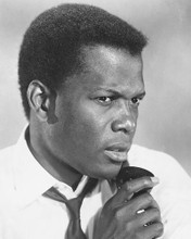 This is an image of 168103 Sidney Poitier Photograph & Poster