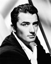 This is an image of 168340 Gregory Peck Photograph & Poster