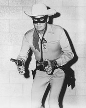 This is an image of 169494 Clayton Moore Photograph & Poster