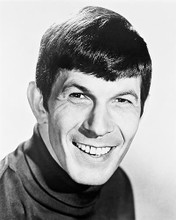 This is an image of 169501 Leonard Nimoy Photograph & Poster