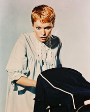 This is an image of 210222 Mia Farrow Photograph & Poster