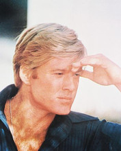 This is an image of 210295 Robert Redford Photograph & Poster