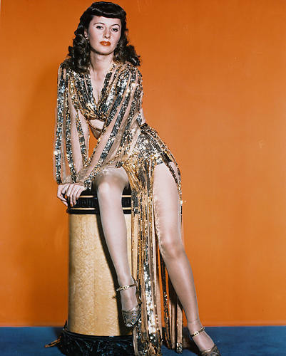 This is an image of 210322 Barbara Stanwyck Photograph & Poster