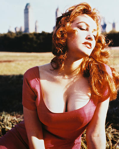 This is an image of 210528 Julie Newmar Photograph & Poster