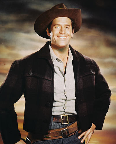 This is an image of 210900 Clint Walker Photograph & Poster
