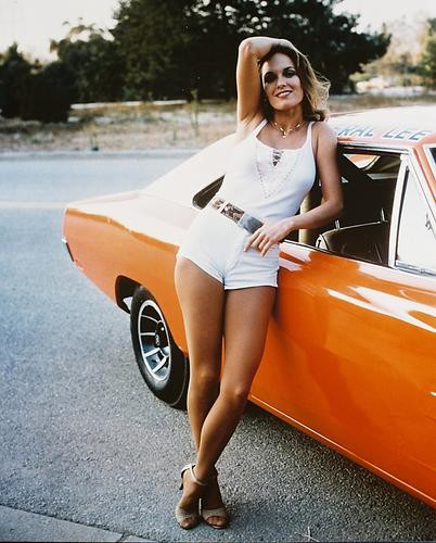 This is an image of 211017 Catherine Bach Photograph & Poster