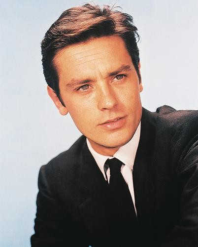 This is an image of 211603 Alain Delon Photograph & Poster