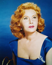 This is an image of 211907 Rhonda Fleming Photograph & Poster