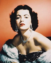 This is an image of 212443 Faith Domergue Photograph & Poster
