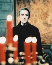 This is an image of 212490 Christopher Lee Photograph & Poster