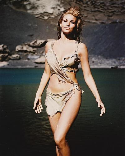 This is an image of 212564 Raquel Welch Photograph & Poster