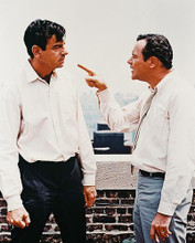 This is an image of 212772 Jack Lemmon & Walter Matthau Photograph & Poster