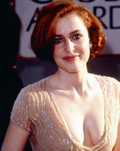 This is an image of 226081 Gillian Anderson Photograph & Poster