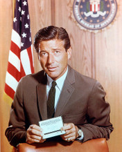 This is an image of 226377 Efrem Zimbalist Jr Photograph & Poster