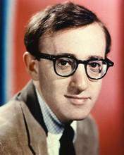 This is an image of 226514 Woody Allen Photograph & Poster