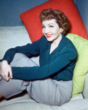 This is an image of 226560 Claudette Colbert Photograph & Poster