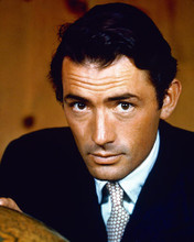 This is an image of 226719 Gregory Peck Photograph & Poster