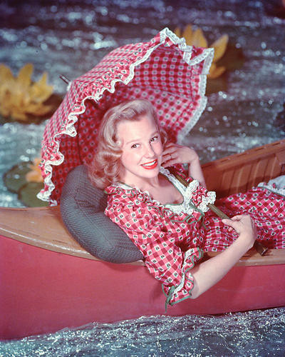 This is an image of 226838 June Allyson Photograph & Poster