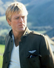 This is an image of 227071 Robert Redford Photograph & Poster