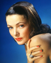 This is an image of 227121 Gene Tierney Photograph & Poster