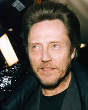 This is an image of 247602 Christopher Walken Photograph & Poster